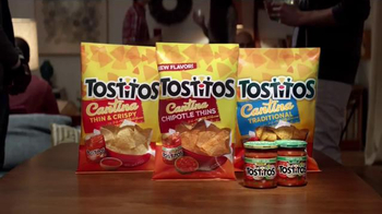 Tostitos Cantina Chipotle Thins TV Spot, 'Four Stars' - Thumbnail 7