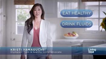 Airborne TV Spot, 'Living Well' Feat. Kristi Yamaguchi - Thumbnail 2