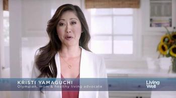 Airborne TV Spot, 'Living Well' Feat. Kristi Yamaguchi - Thumbnail 3