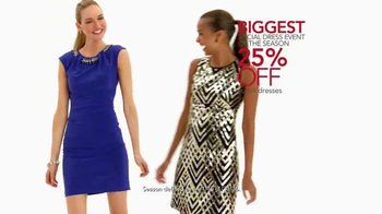 Macy's After Christmas Sale TV Spot, 'Clothes' - Thumbnail 3