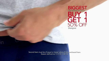 Macy's After Christmas Sale TV Spot, 'Clothes' - Thumbnail 5