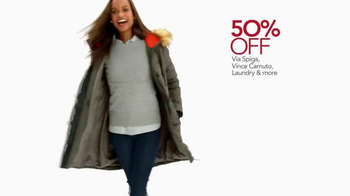 Macy's After Christmas Sale TV Spot, 'Clothes' - Thumbnail 9