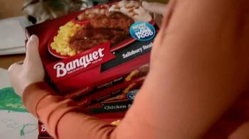 Banquet TV Spot, 'Working Mom' - Thumbnail 6