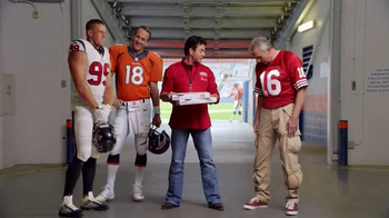 Papa John's TV Spot, 'Pocket Change' Featuring J.J. Watt, Peyton Manning - 3503 commercial airings