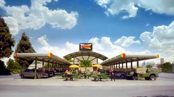 Sonic Drive-In Seasoned Jumbo Popcorn Chicken TV Spot, 'Seasoned' - Thumbnail 1