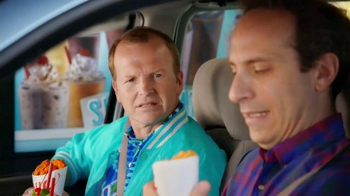 Sonic Drive-In Seasoned Jumbo Popcorn Chicken TV Spot, 'Seasoned' - 2256 commercial airings