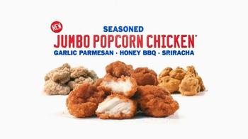 Sonic Drive-In Seasoned Jumbo Popcorn Chicken TV Spot, 'Seasoned' - Thumbnail 6