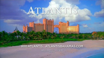 Atlantis Bahamas TV Spot, 'Why Do We Vacation?' - Thumbnail 10