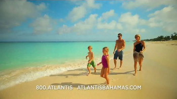 Atlantis Bahamas TV Spot, 'Why Do We Vacation?' - Thumbnail 3