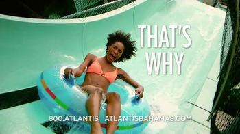 Atlantis Bahamas TV Spot, 'Why Do We Vacation?' - Thumbnail 6