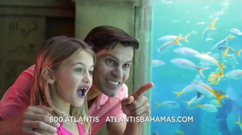 Atlantis Bahamas TV Spot, \'Why Do We Vacation?\'