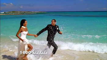 Sandals Resorts TV Spot, 'Everything Is Included' Song by Skip Marley - Thumbnail 2