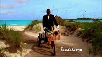 Sandals Resorts TV Spot, 'Everything Is Included' Song by Skip Marley - Thumbnail 6