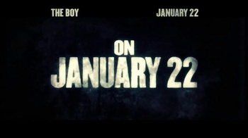 The Boy - Alternate Trailer 2