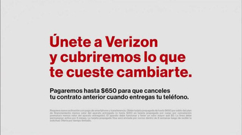Verizon TV Spot, 'Una red mejor: explicada por bolas de colores' [Spanish] - Thumbnail 9