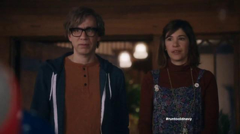 Old Navy TV Spot, 'Carolers' Featuring Carrie Brownstein, Fred Armisen - 927 commercial airings