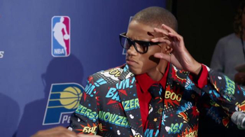 Gatorade Recover TV Spot, 'Too Much Fashion' Ft. Paul George, Joseph Young - Thumbnail 2