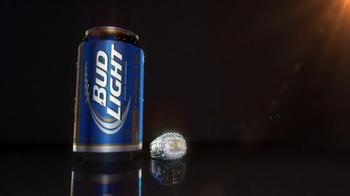 Bud Light TV Spot, 'La Serie Super Bowl: anillo' [Spanish] - Thumbnail 1