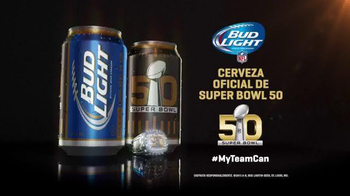 Bud Light TV Spot, 'La Serie Super Bowl: anillo' [Spanish] - Thumbnail 9