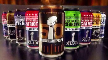 Bud Light TV Spot, 'La Serie Super Bowl: anillo' [Spanish] - 294 commercial airings