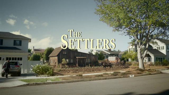 DIRECTV TV Spot, 'The Settlers: Neighbors' - Thumbnail 1