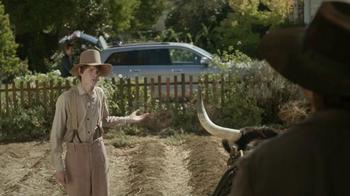 DIRECTV TV Spot, 'The Settlers: Neighbors' - Thumbnail 3