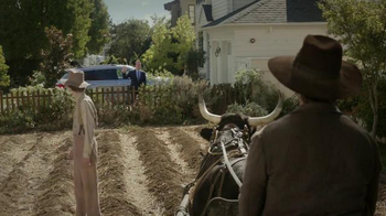DIRECTV TV Spot, 'The Settlers: Neighbors' - Thumbnail 5