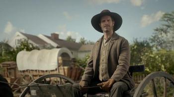 DIRECTV TV Spot, 'The Settlers: Neighbors' - Thumbnail 9