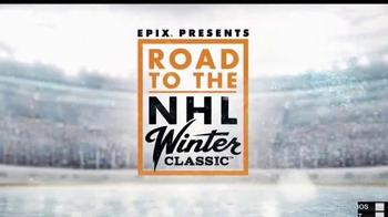 EPIX TV Spot, 'Road to the NHL Winter Classic' - Thumbnail 1