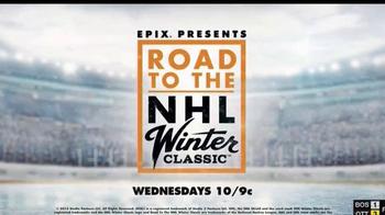 EPIX TV Spot, 'Road to the NHL Winter Classic' - Thumbnail 2