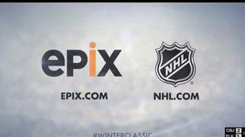 EPIX TV Spot, 'Road to the NHL Winter Classic' - Thumbnail 3