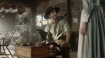 DIRECTV TV Spot, 'The Settlers: Satisfaction' - 2431 commercial airings
