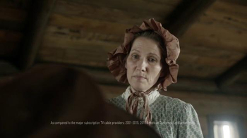 DIRECTV TV Spot, 'The Settlers: Satisfaction' - Thumbnail 4