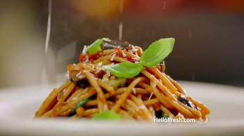 HelloFresh TV Spot, 'Home-Cooked Meal' Featuring Jamie Oliver - Thumbnail 5