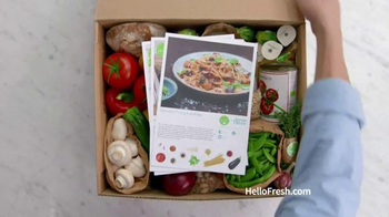 HelloFresh TV Spot, 'Home-Cooked Meal' Featuring Jamie Oliver - Thumbnail 7