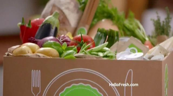 HelloFresh TV Spot, 'Home-Cooked Meal' Featuring Jamie Oliver - Thumbnail 8