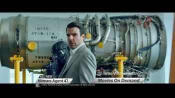 Time Warner Cable On Demand TV Spot, 'Hitman: Agent 47'