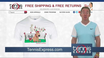 Tennis Express Year End Sale TV Spot, 'Shoes, Racquets & Apparel' - Thumbnail 8