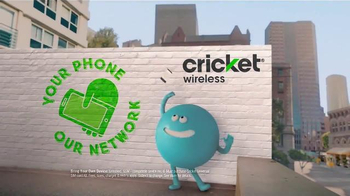 Cricket Wireless TV Spot, 'Drop Your Network' - Thumbnail 7
