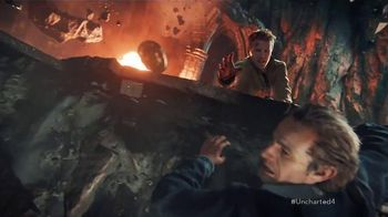 Uncharted 4: A Thief's End TV Spot, 'Man Behind the Treasure'