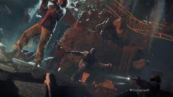 Uncharted 4: A Thief's End TV Spot, 'Man Behind the Treasure' - Thumbnail 4