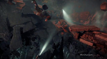 Uncharted 4: A Thief's End TV Spot, 'Man Behind the Treasure' - Thumbnail 5