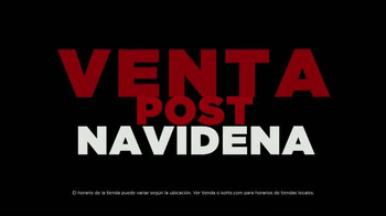 Kohl's Venta Post Navideña TV Spot, 'Ropa de invierno' [Spanish] - Thumbnail 10