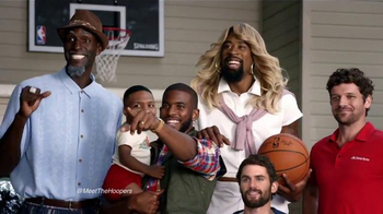 State Farm TV Spot, 'Meet the Hoopers' Ft. Chris Paul, Kevin Love