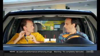 Sonic Drive-In Two Can Eat TV Spot, 'Seeing Double' - Thumbnail 2