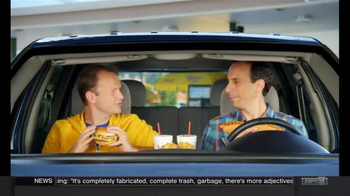 Sonic Drive-In Two Can Eat TV Spot, 'Seeing Double' - Thumbnail 3