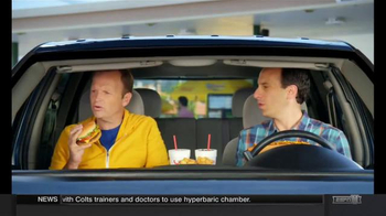 Sonic Drive-In Two Can Eat TV Spot, 'Seeing Double' - Thumbnail 6