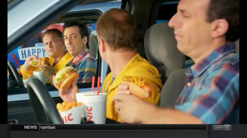 Sonic Drive-In Two Can Eat TV Spot, 'Seeing Double' - Thumbnail 7