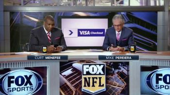 VISA Checkout TV Spot, 'FOX NFL: Gameday Deals' Featuring Curt Menefee - 1 commercial airings