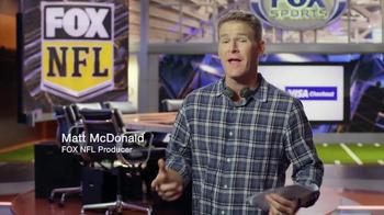 VISA Checkout TV Spot, 'FOX NFL: Gameday Deals' Featuring Curt Menefee - Thumbnail 1